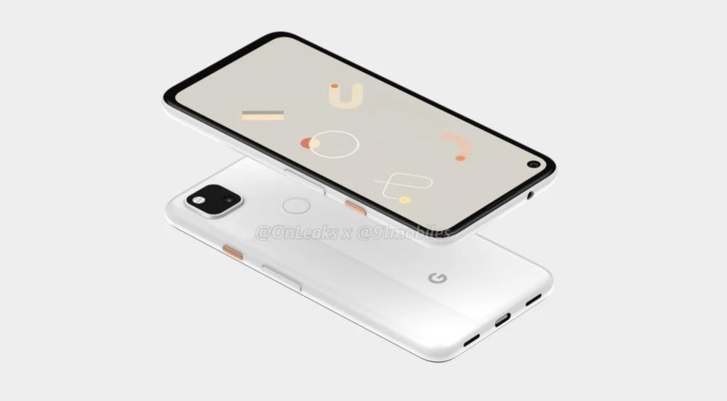 Google Pixel 4a official annoucment