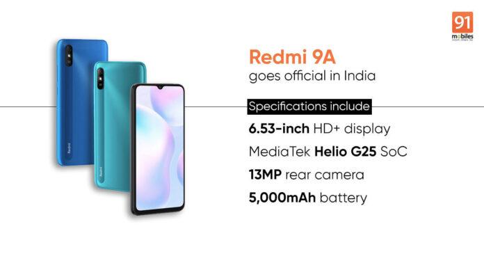 Mi Redmi 9A vs Realme C12: review