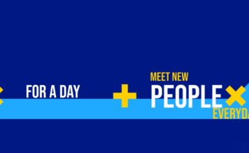 """""""For a Day"""" is an app where you can meet new people everyday, yes, literally a new person every day."""